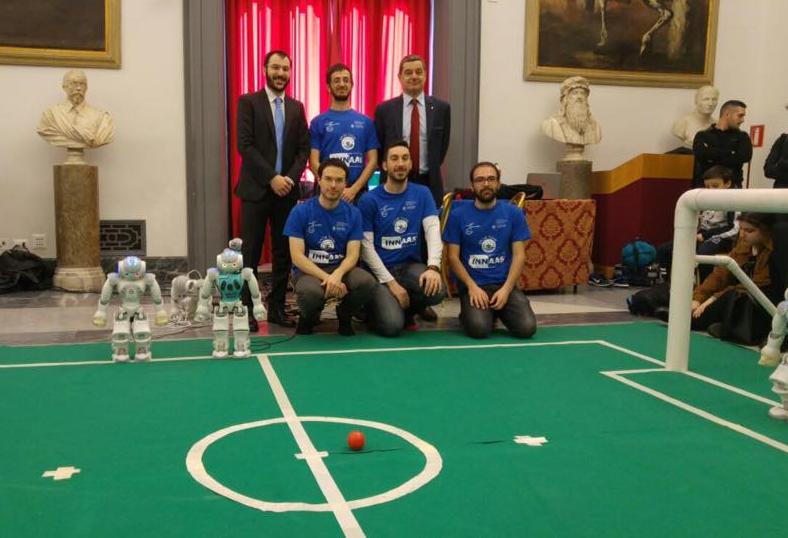 spqr team romecup 2016