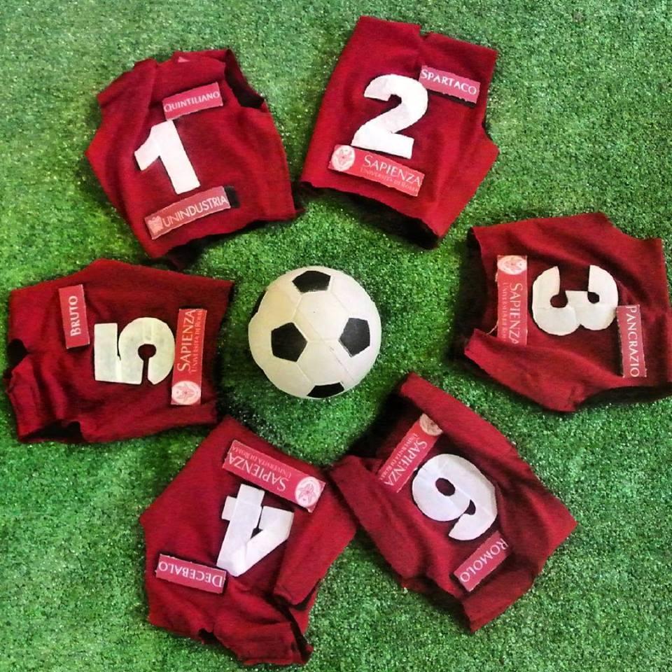 SPQR Team Soccer robots