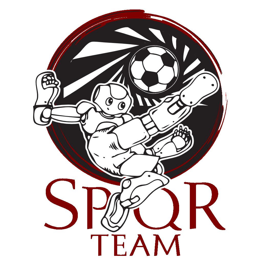 2016 Logo SPQR Robot Soccer Team