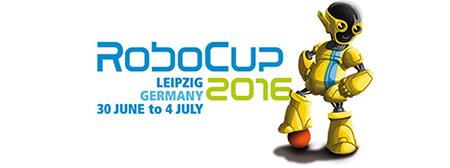 RoboCup 2016 Logo